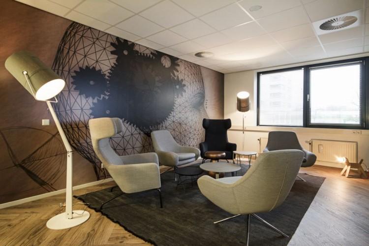 Kantoorruimte: Marten Meesweg 8-10 in Rotterdam