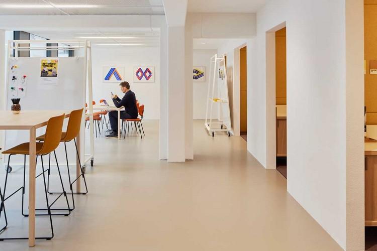 Flexibele bedrijfsruimte Mr. Treublaan 7 , Amsterdam