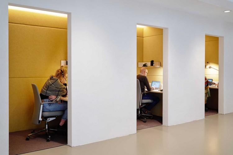 Flexibele kantoorruimte Mr. Treublaan 7 , Amsterdam