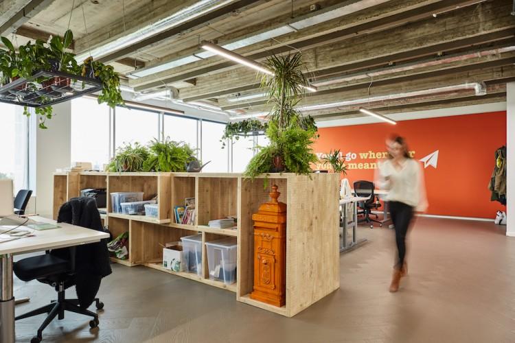 Flexibele bedrijfsruimte Nachtwachtlaan, Amsterdam