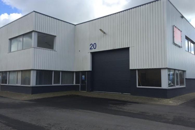 Bedrijfsruimte Neptunusweg 20, Leeuwarden