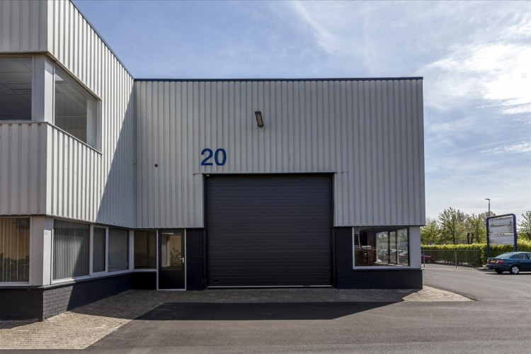 Kantoorruimte: Neptunusweg 20 in Leeuwarden
