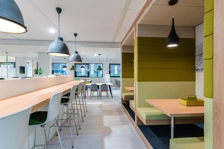 Flexibele kantoorruimte Nevelgaarde 8, Nieuwegein