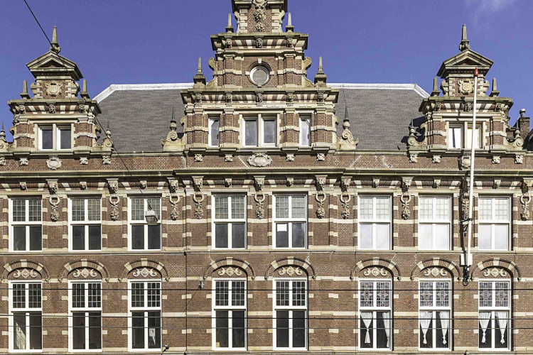 Kantoorruimte Nieuwezijds Voorburgwal 162, Amsterdam