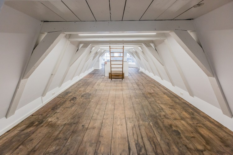 Kantoorruimte: Nieuwezijds Voorburgwal 296 -298 in Amsterdam