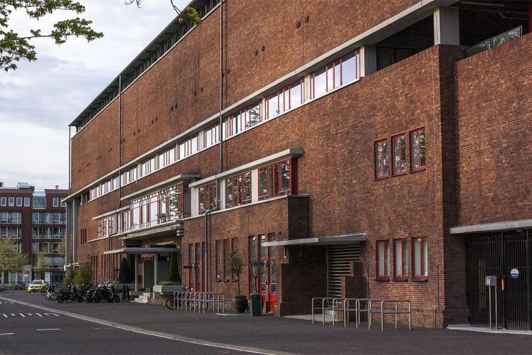 Bedrijfsruimte Olympisch stadion 24-28, Amsterdam