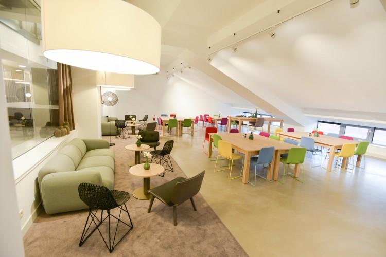 Flexibele kantoorruimte Olympisch stadion 24-28, Amsterdam