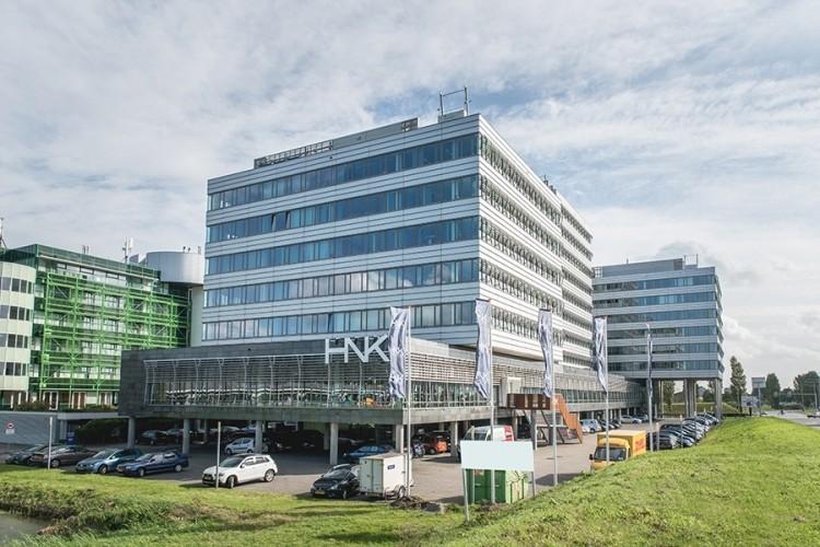 Kantoorruimte: Oude Middenweg 17 in Den Haag