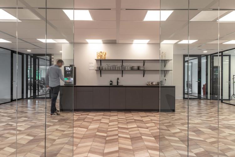Flexibele kantoorruimte Overschiestraat 59, Amsterdam