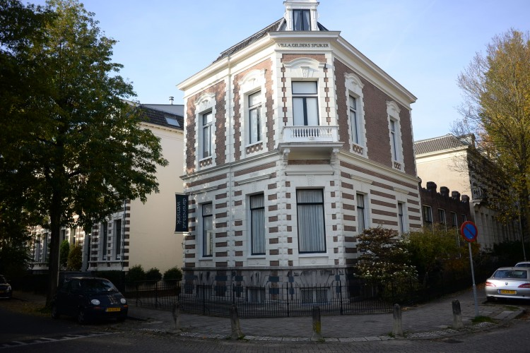 Kantoorruimte: Parkstraat 47 in Arnhem