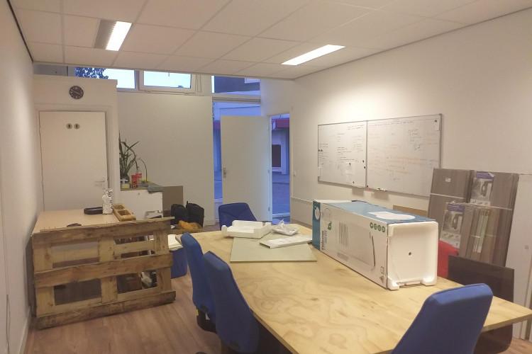 Bedrijfsruimte Peppelerf, 4, Amstelveen