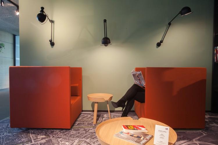 Ingerichte kantoorunit Piet Heinkade 55, Amsterdam