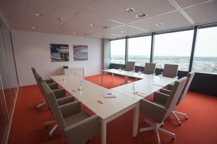 Ingericht kantoor Piet Heinkade 55, Amsterdam