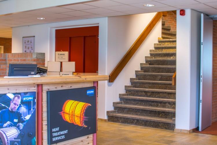 Ingericht kantoor Poolsterweg 3, Leeuwarden