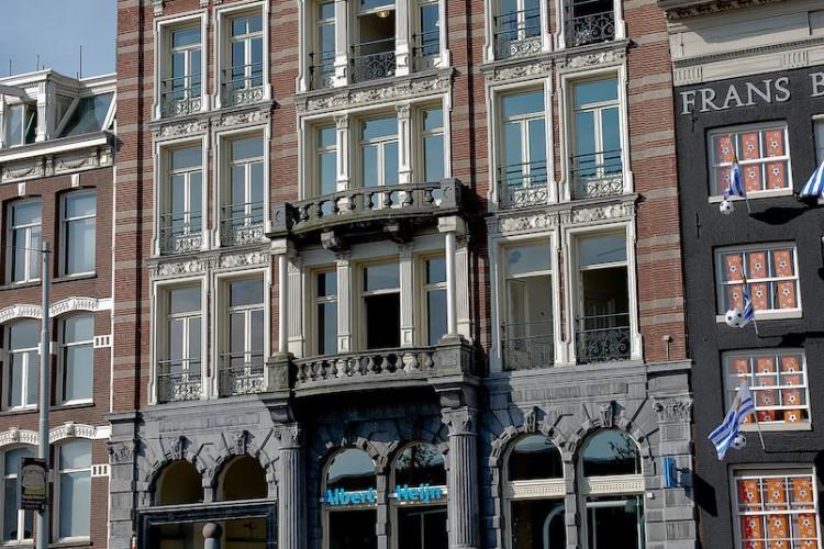 Flexibele kantoorruimte Prins Hendrikkade 21, Amsterdam