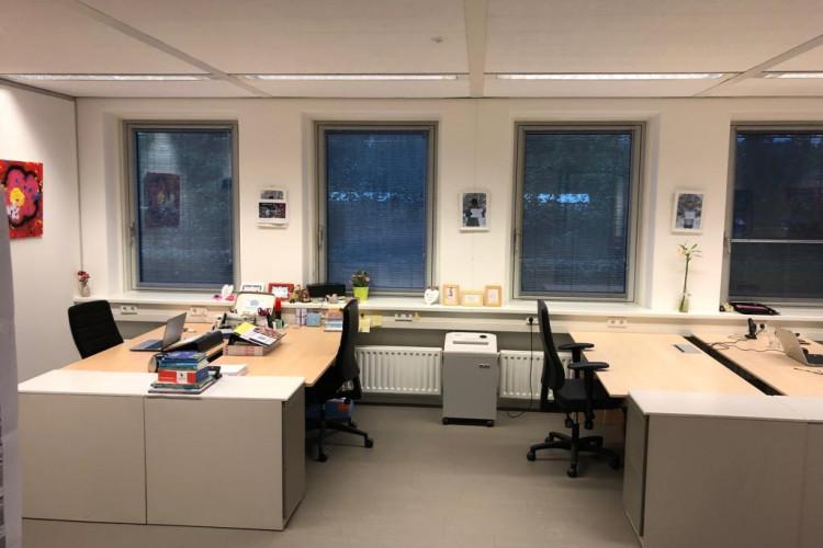 Flexibele kantoorruimte Printerweg 14, Amersfoort