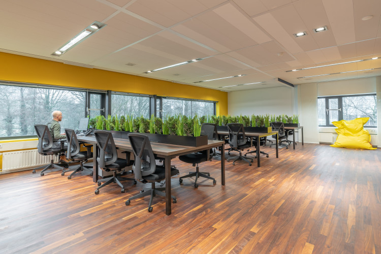 Ingerichte kantoorunit Prof. W.H. Keesomlaan 12, Amstelveen