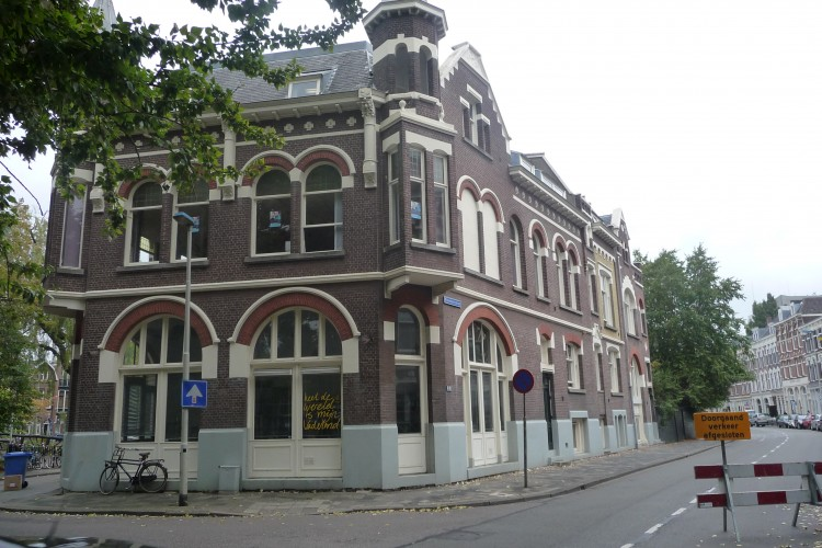 Bedrijfsruimte Provenierssingel 66, Rotterdam