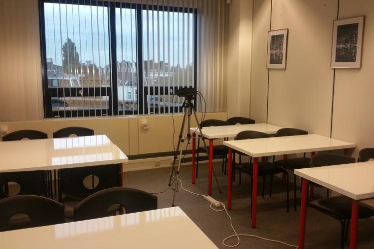 Kantoorruimte: Rhijnspoorplein 26 in Amsterdam