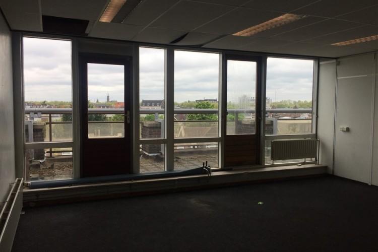 Flexibele kantoorruimte 's-Gravendijkwal, Rotterdam
