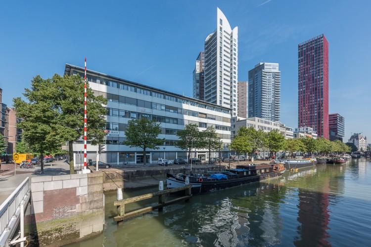 Kantoorruimte huren Scheepmakershaven 56-78, Rotterdam