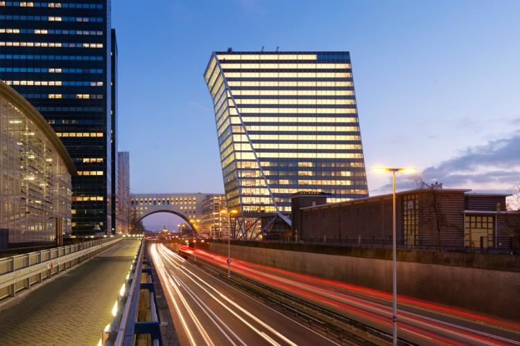 Kantoorruimte Schenkkade 50, Den Haag