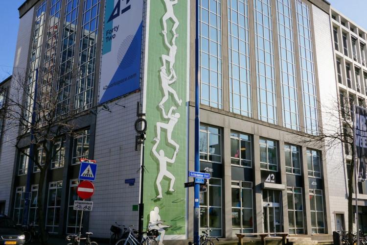Schiedamse Vest 154, Rotterdam