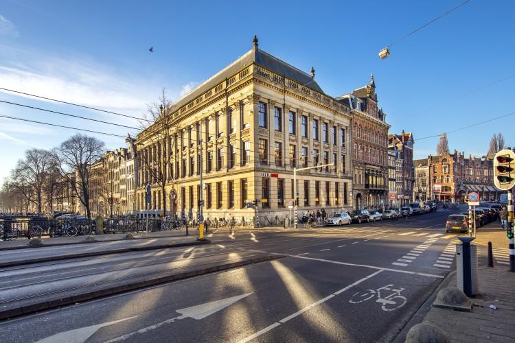 Kantoorruimte: Singel 250 in Amsterdam