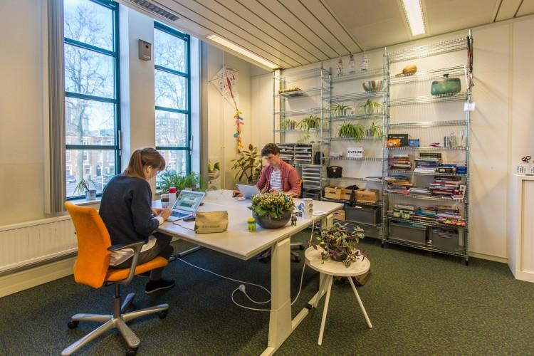Flexibele bedrijfsruimte Spaarneplein 2, Den Haag