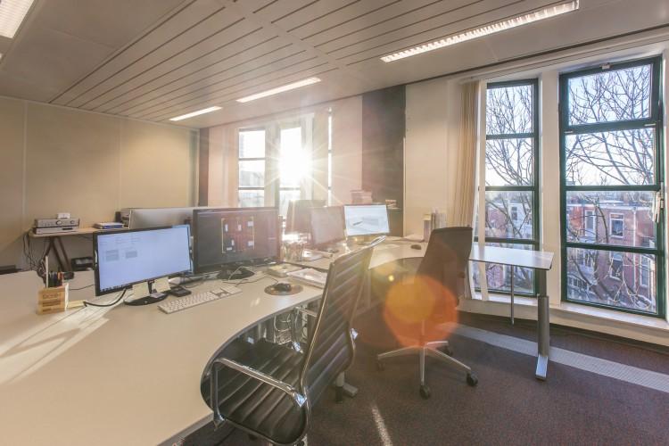 Flexibele kantoorruimte Spaarneplein 2, Den Haag