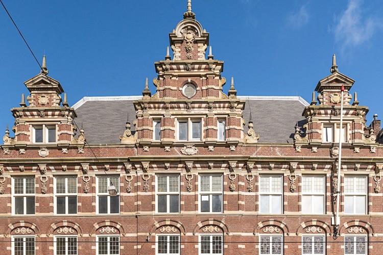 Kantoorruimte Spuistraat 111-123, Amsterdam