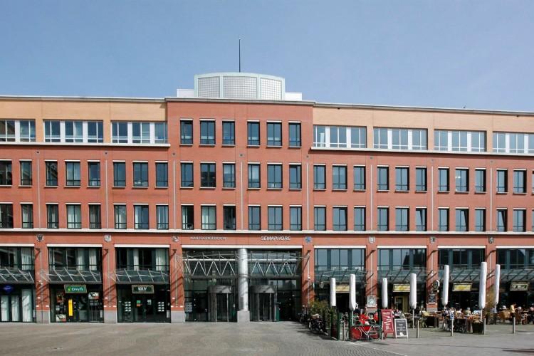 Kantoorruimte Stationsplein 91-105, Den Bosch