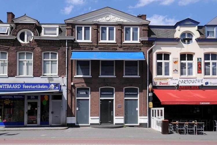 Kantoorruimte Stationsstraat 12-14, Hilversum