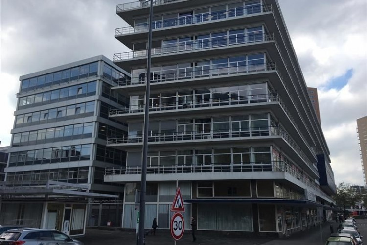 Kantoorruimte: Strevelsweg 700 in Rotterdam