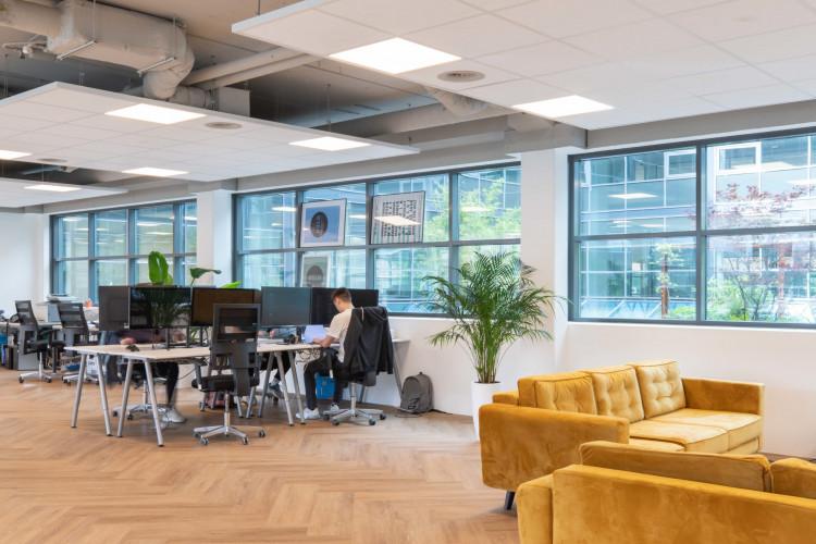 Flexibele kantoorruimte Teleportboulevard 130, Amsterdam
