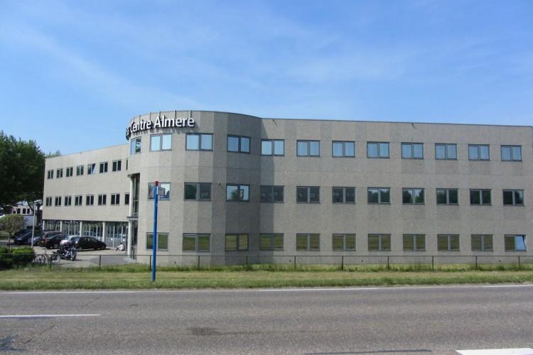 Kantoorruimte Televisieweg 2, Almere