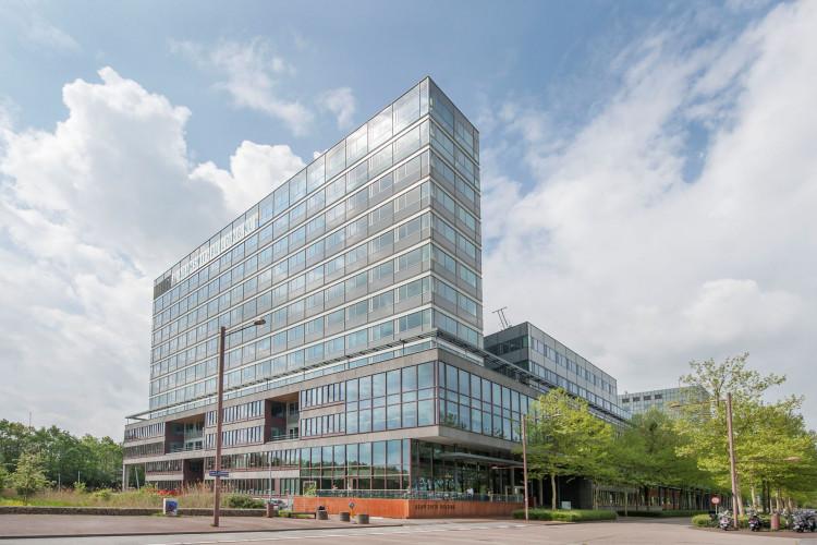 Kantoorruimte Thomas R. Malthusstraat 1-3, Amsterdam
