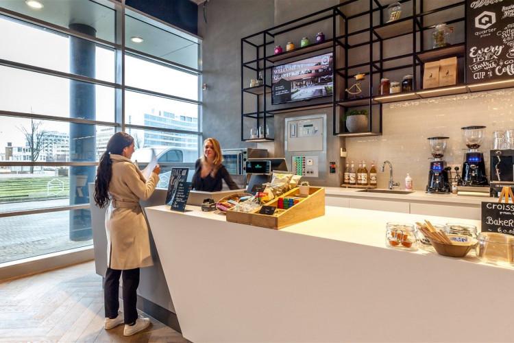 Flexibele kantoorruimte Transformatorweg 104, Amsterdam