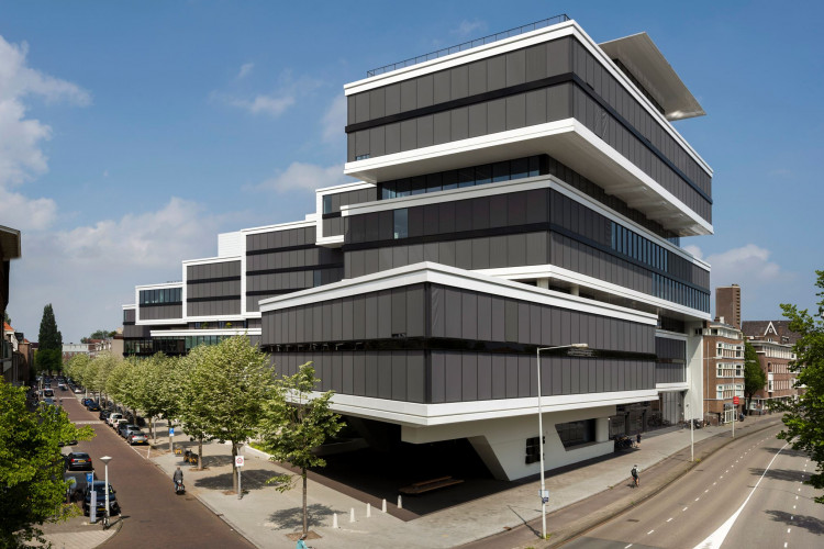 Kantoorruimte Trompenburgstraat 2, Amsterdam