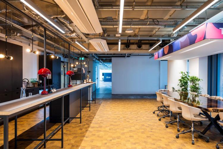 Business center Trompenburgstraat 2, Amsterdam