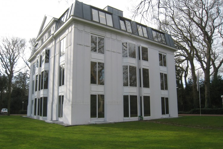 Ingerichte kantoorunit Van der Oudermeulenlaan 1, Wassenaar
