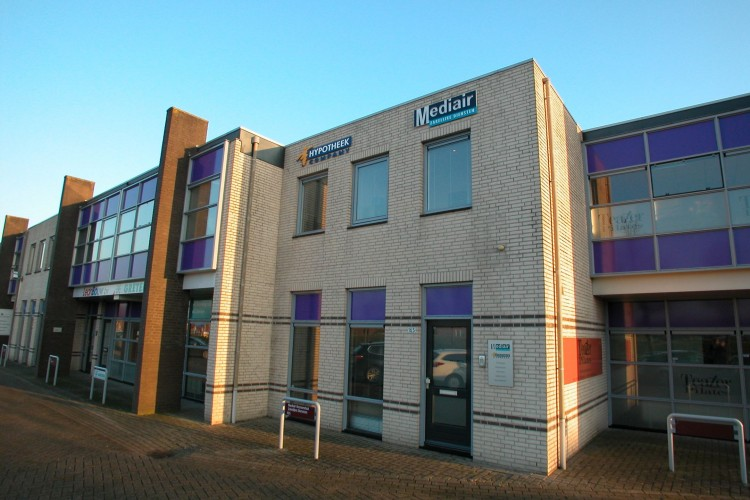 Kantoorruimte: Vijfhuizenberg 165 in Roosendaal