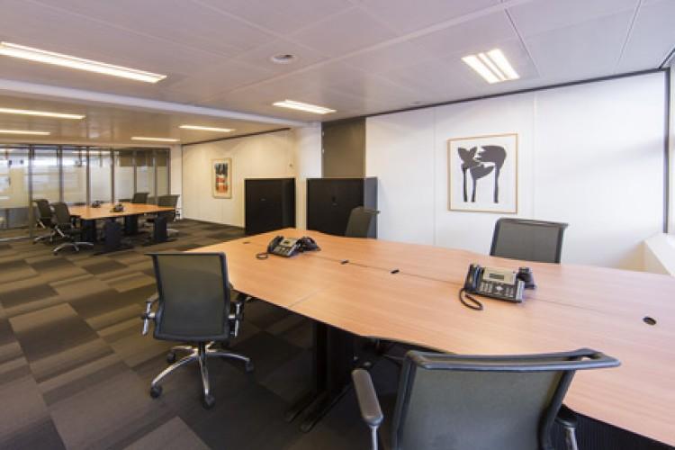 Flexibele kantoorruimte Vijzelstraat 20, Amsterdam