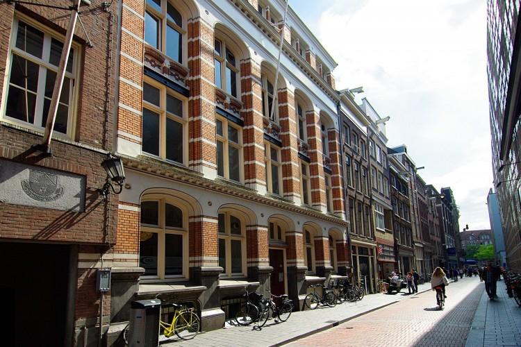 Kantoorruimte Warmoesstraat 155, Amsterdam