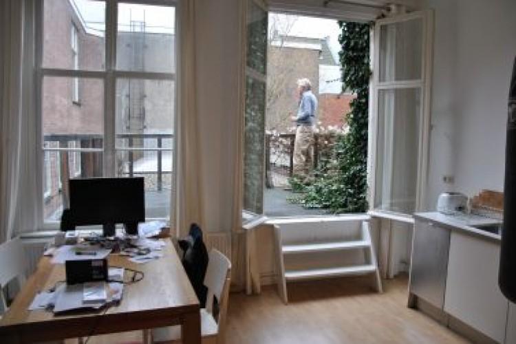 Kantoorruimte Warmoesstraat, Amsterdam