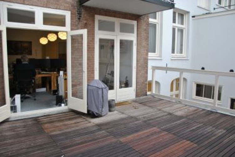 Kantoorruimte huren Warmoesstraat, Amsterdam