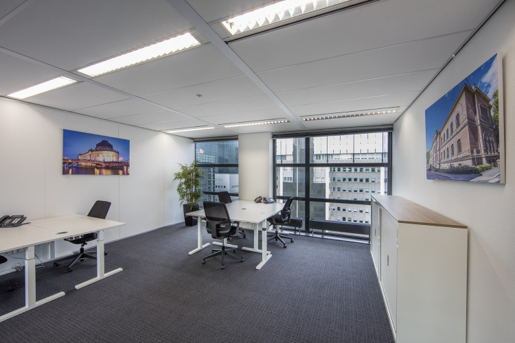 Flexibele bedrijfsruimte Weena 290, Rotterdam