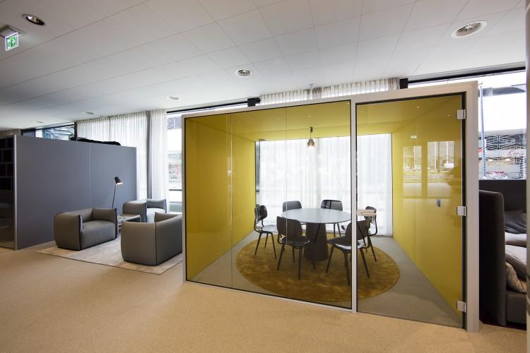 Flexibele werkplek Weena 290, Rotterdam