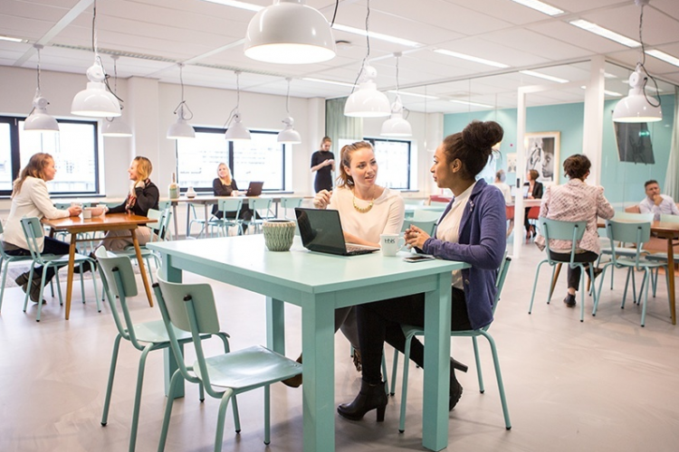 Kantoorruimte: Westblaak 180 in Rotterdam