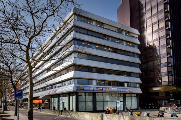 Kantoorruimte Westblaak 7, Rotterdam